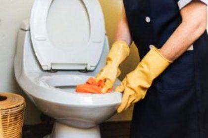 nettoyage résidentiel des salles de bain